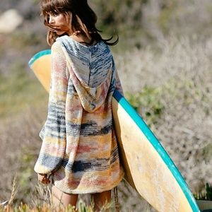 Free People Snow Cone Knit Pullover xs